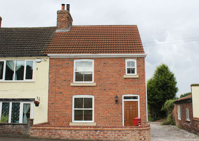 3 Bedrooms End Of Terrace House for sale in Main Road, Drax, Selby