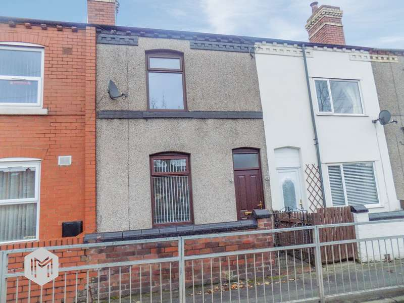 2 Bedrooms Terraced House for sale in Fairclough Street, Newton-le-Willows, WA12