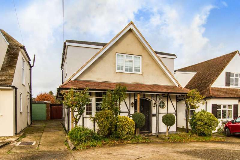 4 Bedrooms Bungalow for sale in Rosewood Drive, Crews Hill, EN2