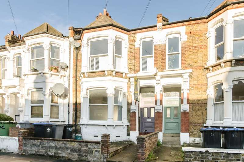 2 Bedrooms Flat for sale in Mortimer Road, Kensal Rise, NW10