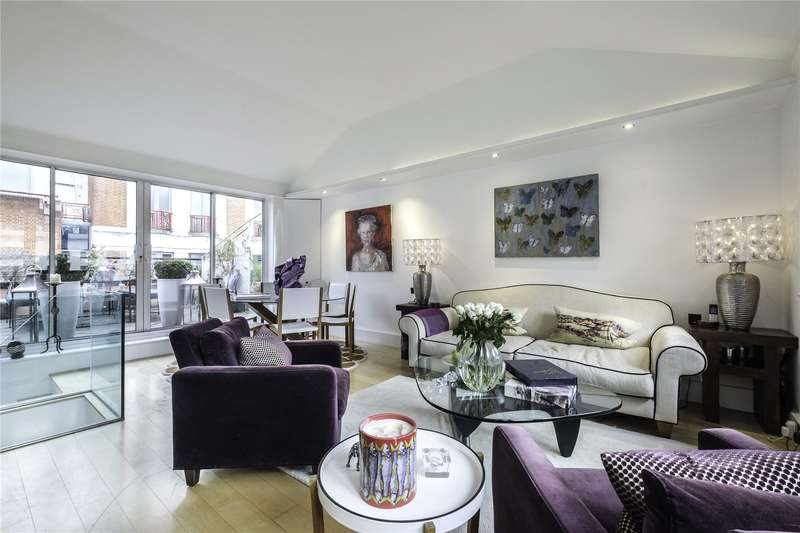 2 Bedrooms Flat for sale in Admirals Court, 30 Horselydown Lane, London, SE1
