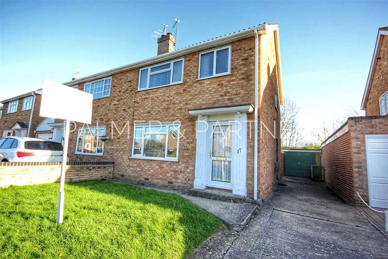 3 Bedrooms Semi Detached House for sale in Bois Hall Gardens, Halstead