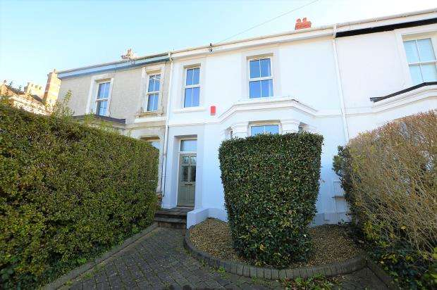 4 Bedrooms Terraced House for sale in Moorland Road, Plymouth, Devon