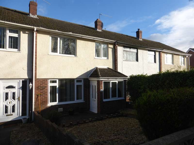 3 Bedrooms Terraced House for sale in Penrhyn Close, Rumney, Cardiff