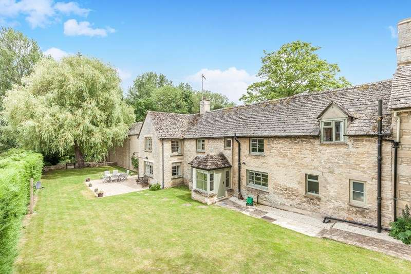 4 Bedrooms Terraced House for sale in Witney Street, Burford