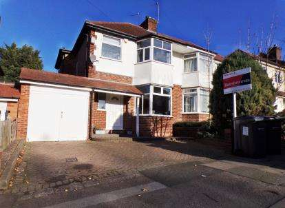 3 Bedrooms Semi Detached House for sale in Orton Avenue, Sutton Coldfield, West Midlands