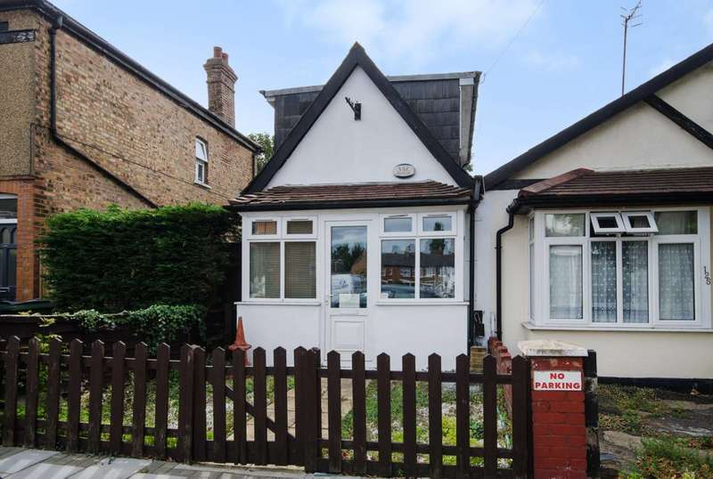 1 Bedroom End Of Terrace House for sale in Vaughan Road, West Harrow, HA1