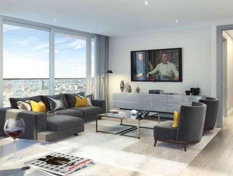 1 Bedroom Flat for sale in London Dock