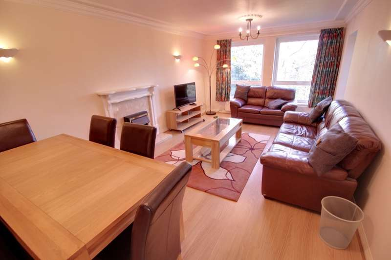 2 Bedrooms Flat for sale in Jacoby Place Priory Road
