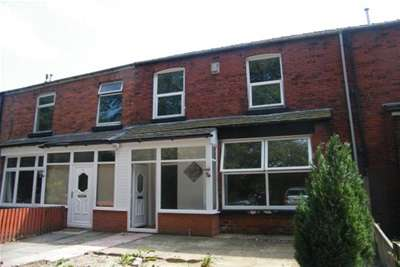 4 Bedrooms Terraced House for rent in Mayfield Ave, Bolton