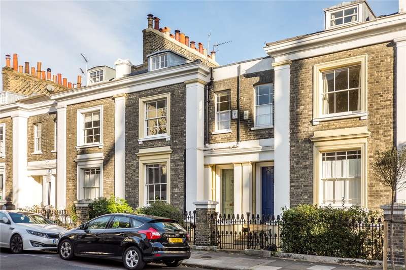 4 Bedrooms Terraced House for sale in St. Peter's Street, London, N1