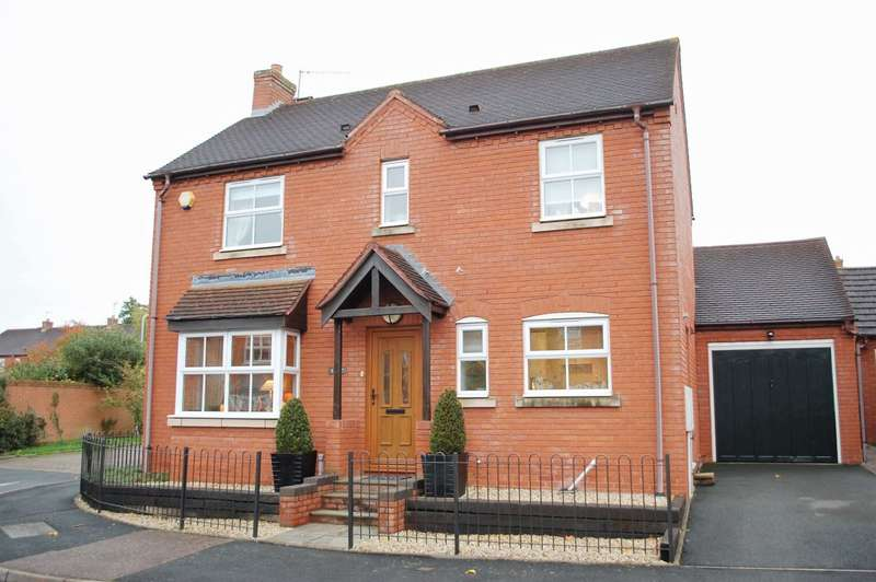 3 Bedrooms Detached House for sale in Ebsdorf Close Bidford On Avon Alcester