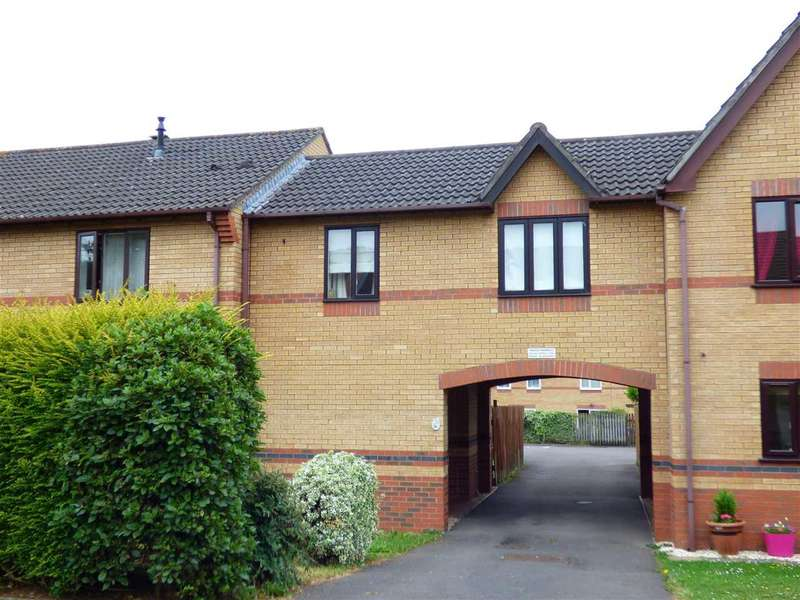 1 Bedroom Apartment Flat for sale in Lewis Way, Thornwell, Chepstow