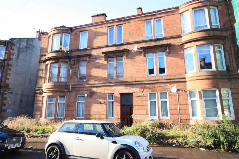 2 Bedrooms Flat for sale in Langshot Street, Glasgow