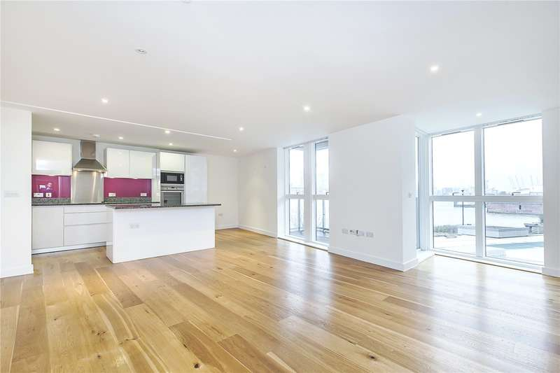 3 Bedrooms Flat for sale in Henry Hudson Apartments, 41 Banning Street, London, SE10