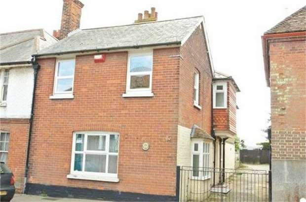 4 Bedrooms End Of Terrace House for sale in The Street, Ash, Canterbury, Kent