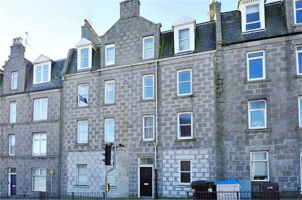 2 Bedrooms Flat for sale in Skene Square, Aberdeen
