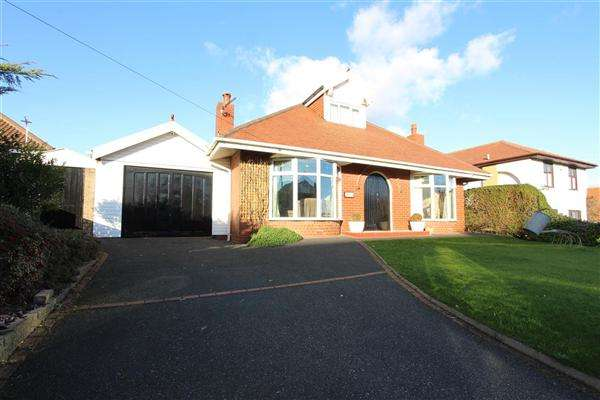 4 Bedrooms Bungalow for sale in Norbreck Road, Thornton-Cleveleys
