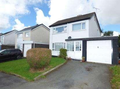 3 Bedrooms Detached House for sale in Glan Y Felin, Llandegfan, Menai Bridge, Sir Ynys Mon, LL59