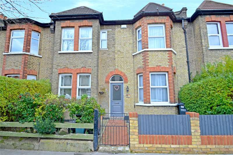 2 Bedrooms Terraced House for sale in Woodside Road, Woodside