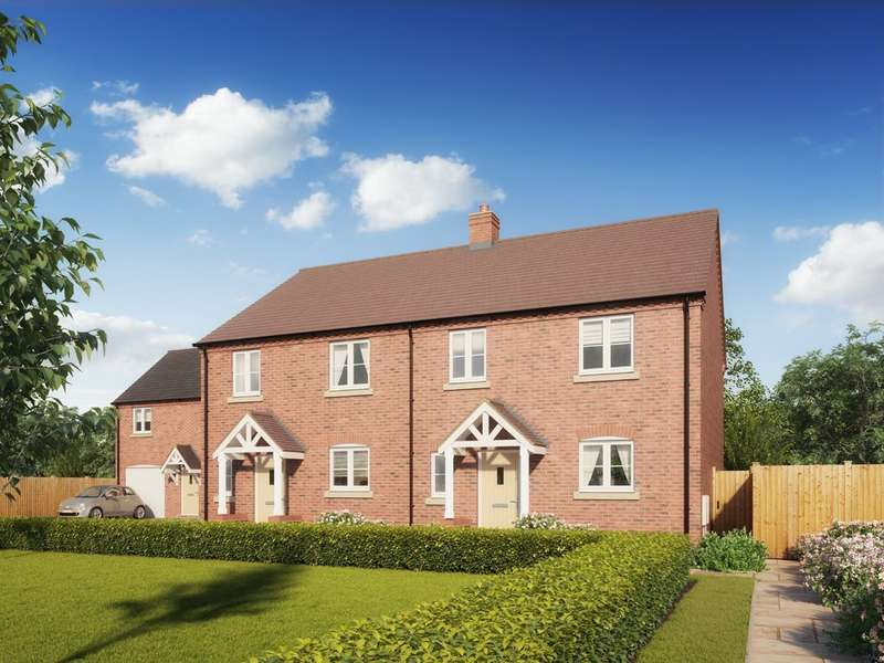 3 Bedrooms Semi Detached House for sale in Plot 16 The Avon, Seven Arches, Barford