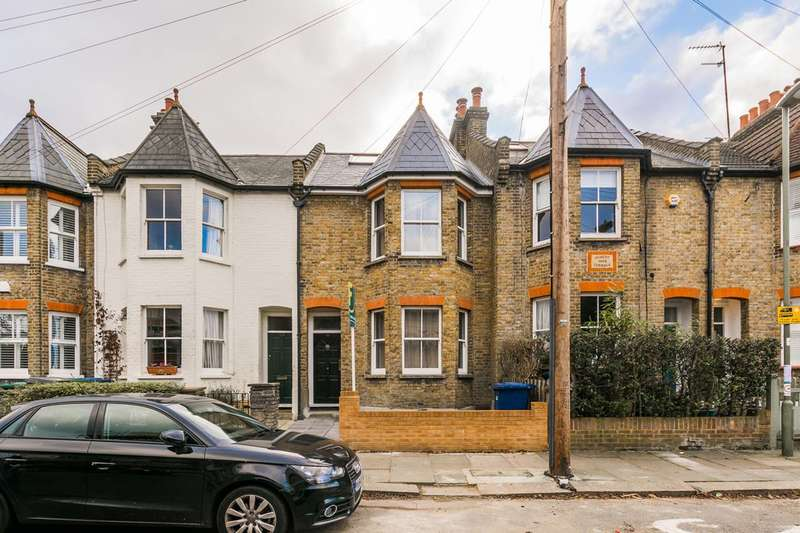 4 Bedrooms House for sale in Crown Road, Muswell Hill, N10