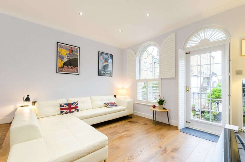 2 Bedrooms House for sale in Rotherhithe Street, Rotherhithe, SE16