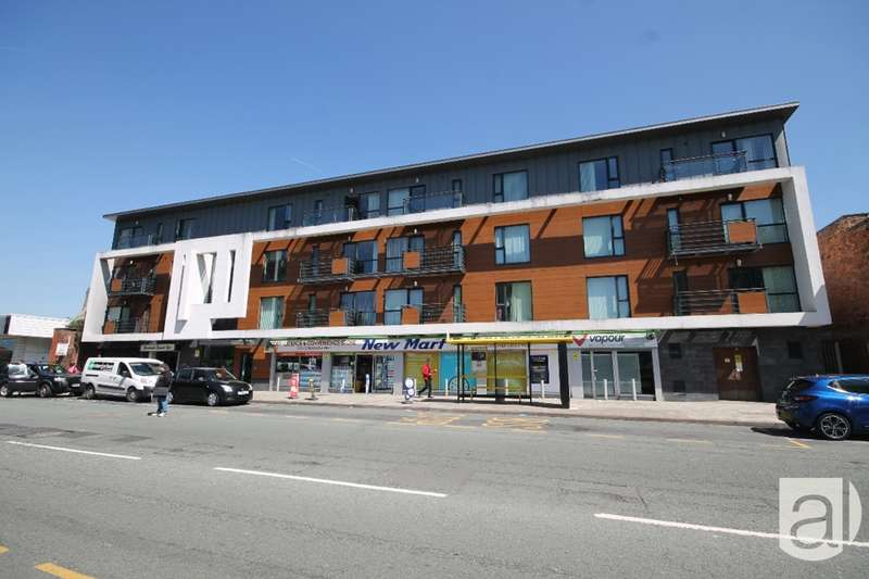2 Bedrooms Apartment Flat for sale in The Overhead, Sefton Street Liverpool L8