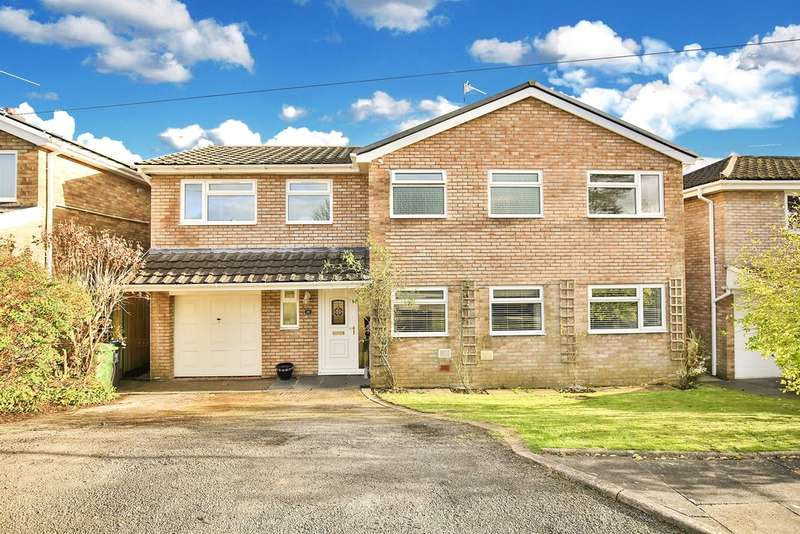 5 Bedrooms Detached House for sale in Parc Castell Y Mynach, Creigiau, Cardiff