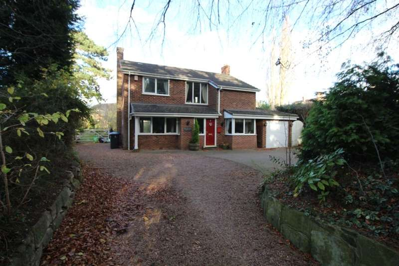3 Bedrooms Detached House for sale in The Willows School Lane, Chellaston, Derby, DE73