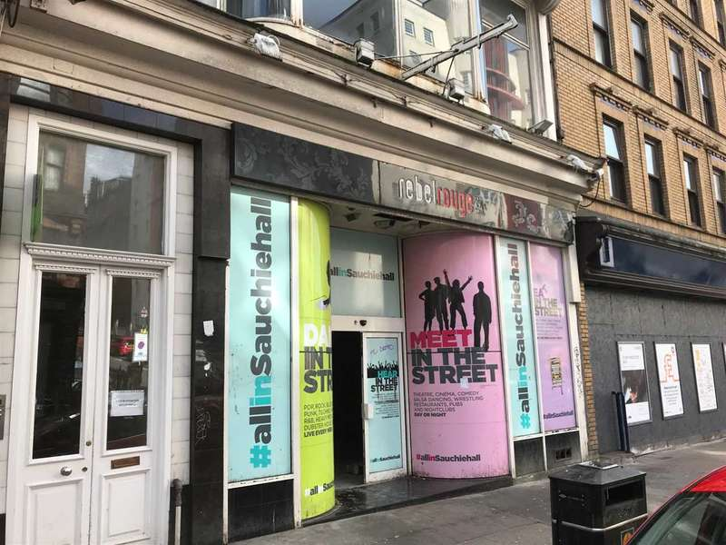 Commercial Property for rent in Sauchiehalll Street, Glasgow