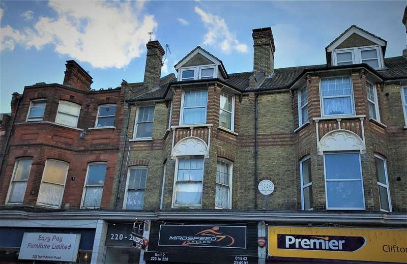3 Bedrooms Apartment Flat for sale in Westmount House, 222 220-228 Northdown Road, Margate
