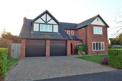 5 Bedrooms Detached House for rent in Meadowgate, Caldy