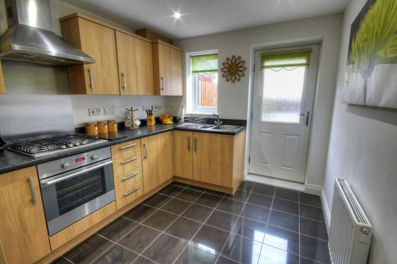 3 Bedrooms Detached House for sale in Greenvale Avenue, Greenvale Estate, Newcastle Upon Tyne, NE5