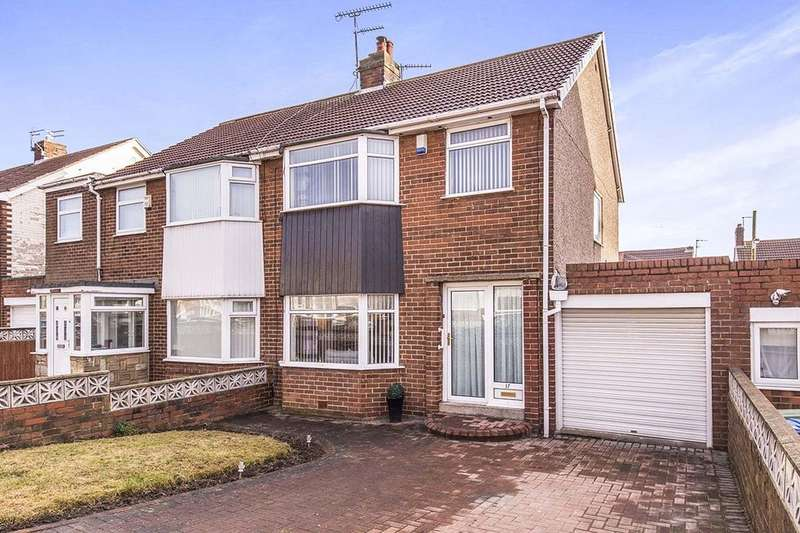 3 Bedrooms Semi Detached House for sale in Doreen Avenue, Dalton-Le-Dale, Seaham, SR7