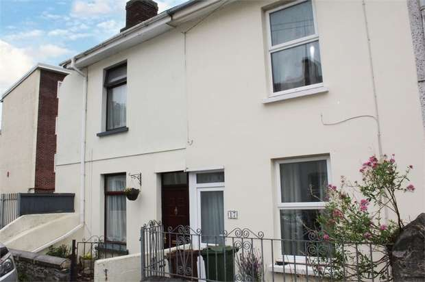 2 Bedrooms End Of Terrace House for sale in Bedford Street, Plymouth, Devon