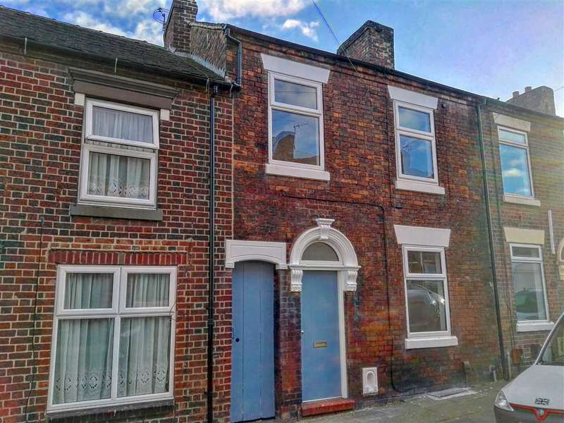 3 Bedrooms Terraced House for sale in Mount Street, Hanley, Stoke on Trent