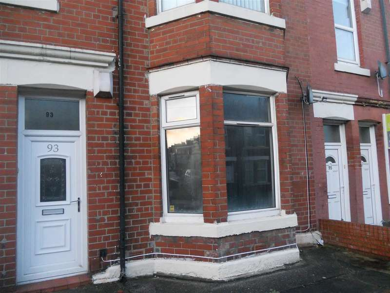 2 Bedrooms Apartment Flat for rent in Simonside Terrace, Heaton, Newcastle upon Tyne