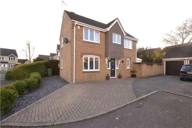3 Bedrooms Detached House for sale in Heritage Close, Peasedown St. John, BATH, Somerset, BA2 8TJ