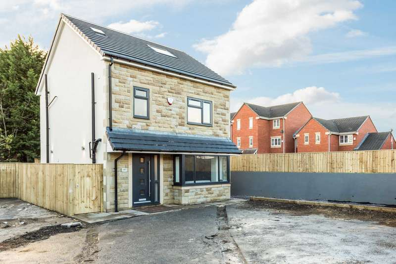 5 Bedrooms Detached House for sale in North Road, Dewsbury