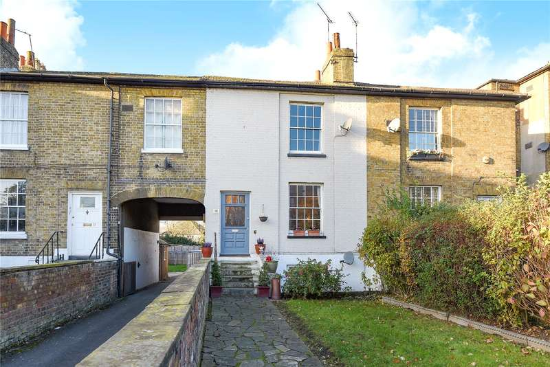4 Bedrooms Mews House for sale in Hillingdon Road, Uxbridge, Middlesex, UB10