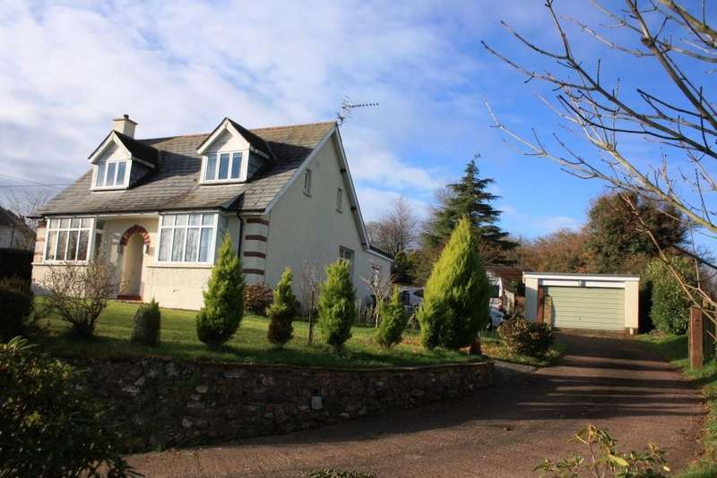 3 Bedrooms Detached Bungalow for sale in Wiggaton, Ottery St Mary