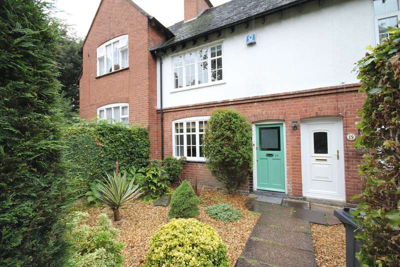 3 Bedrooms Terraced House for rent in West Pathway, Harborne, B17