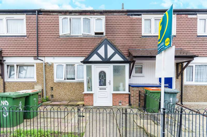 3 Bedrooms House for sale in Grant Street, Plaistow, E13
