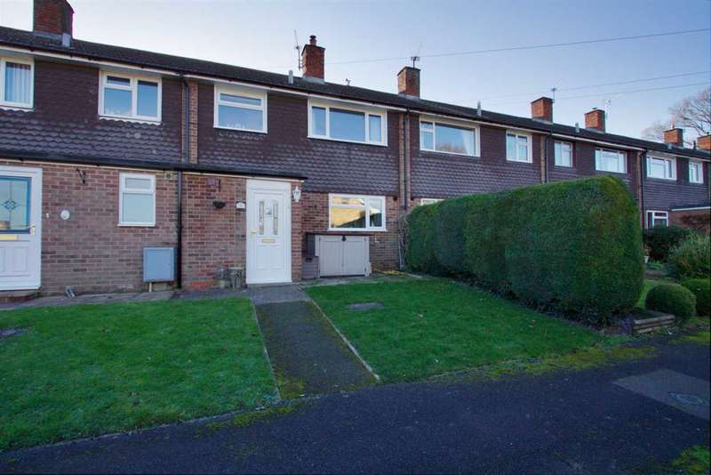 3 Bedrooms Terraced House for sale in Three Bed Terraced Home with Garage