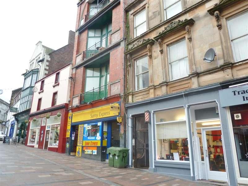 1 Bedroom Flat for rent in Friar Street, Stirling