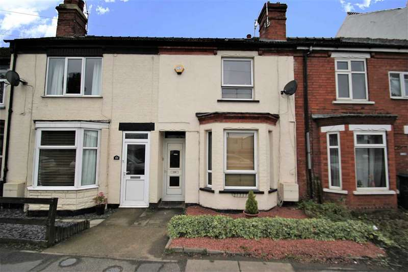 3 Bedrooms Terraced House for sale in Station Road, North Hykeham, North Hykeham, Lincoln
