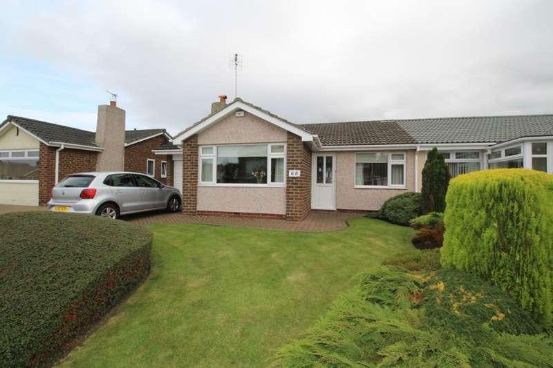 2 Bedrooms Semi Detached Bungalow for sale in Broadmeadows, East Herrington, Sunderland, SR3