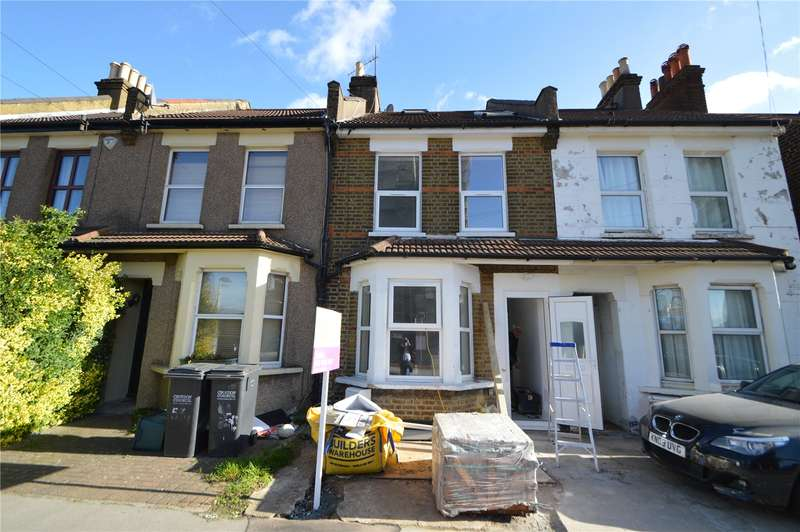 2 Bedrooms Apartment Flat for sale in Edridge Road, Croydon