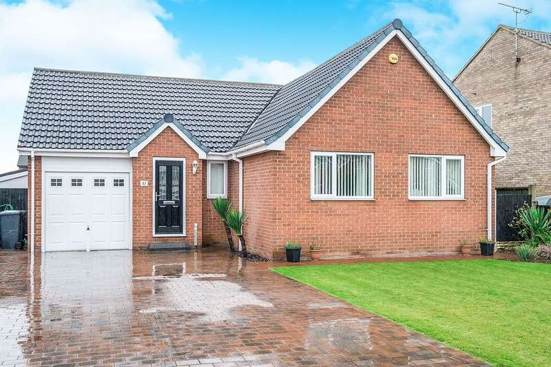 3 Bedrooms Detached Bungalow for sale in Wentworth Way, Dinnington, Sheffield, S25